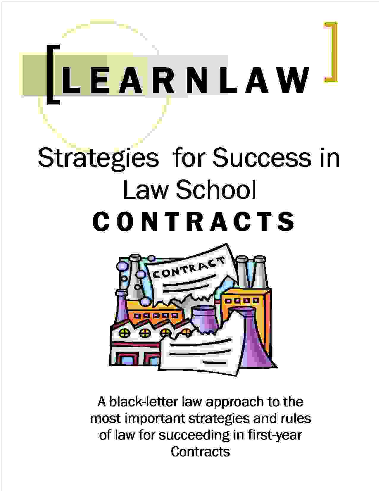 Contracts law offer and acceptance 4 law school - Contracts